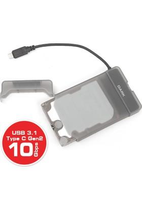 "Dark Storex E211 2.5"" USB 3.1 (Gen2) Type-C SATAI/II/III SSD/SSHD/HDD Disk Kutusu (DK-AC-DSE211)"