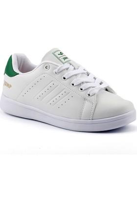 Jump 15306 Unisex Beyaz Spor Ayakkabı