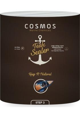 Cosmos Teak Sealer ( Tik Koruyucu ), 2,84 Lt.