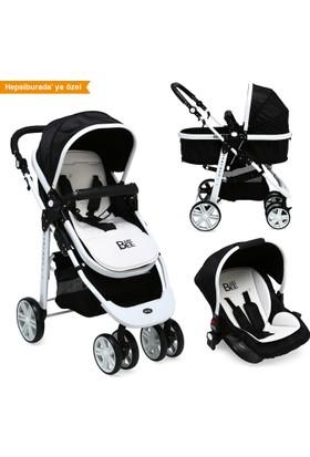 Babybee 500 Seyahat Sistem Bebek Arabası 3 In 1