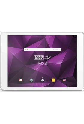 "Polypad M8A 8GB 8.0"" IPS Tablet"