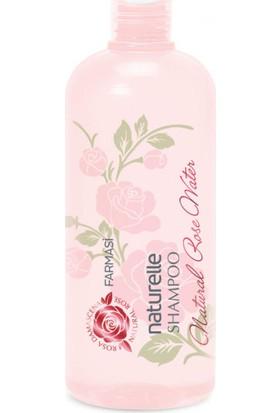 Farmasi Naturelle Gül Suyu Özlü Canlandırıcı Şampuan 375 ml