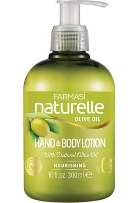 Farmasi Naturelle Zeytinyağlı Besleyici El Ve Vücut Losyonu 300 ml