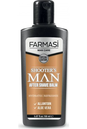 Farmasi Shooter's After Shave Balm 150 ml