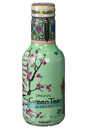 Arizona Green Tea 330 ml x 12 Adet