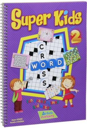 2. Sınıf Super Kids, İngilizce Öğreten Zeka Oyunları - Hasan Güneri