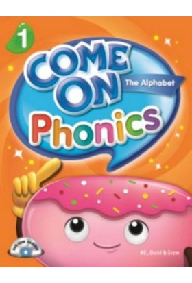Come On, Phonics 1 Sb With Dvdrom +Mp3 Cd + Reader +Board Games - Lisa Young