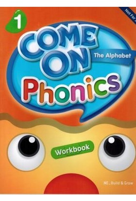 Come On, Phonics 1 Workbook - Lisa Young