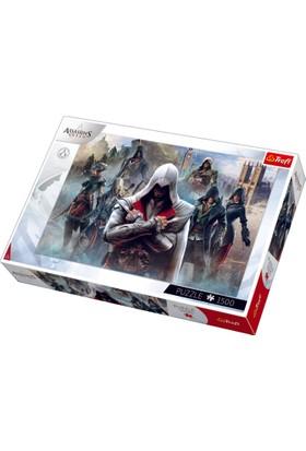 Trefl 1500 Ubisoft Assasain'S Creed, Collage