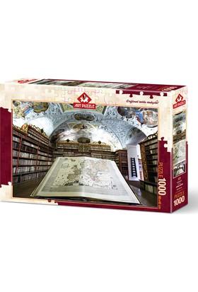 Art Puzzle 1000 Parça Kütüphane