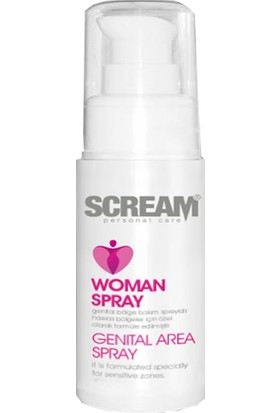 Scream Women Sprey 50 ml