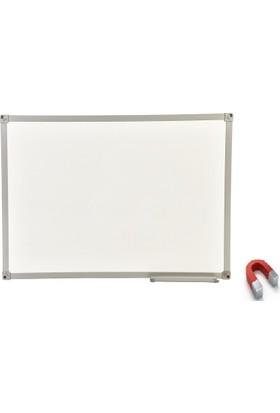 Evreka 50 x 70 Duvara Monte Manyetkli Beyaz Yazı Tahtası+kalem+silgi