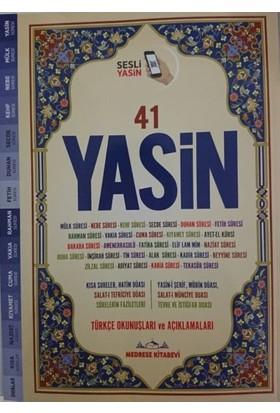 Türkçe Okunuşlu Ve Mealli, Sesli 41Yasin-İ Şerif (Cami Boy) - Elmalılı Hamdi Yazır