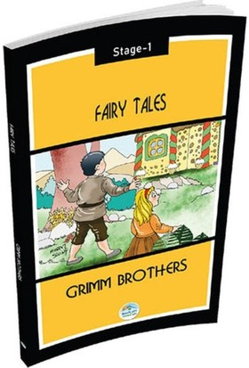 Fairy Tales (Stage 1) - Grimm Brothers