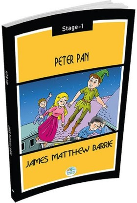 Peter Pan - James Matthew Barrie (Stage 1) - James Matthew Barrie