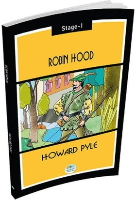 Robin Hood - Howard Pyle (Stage 1) - Howard Pyle