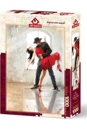 Art Puzzle 1000 Parça Tutkunun Dansı