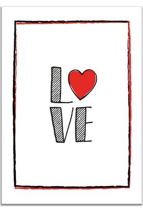 Pulp Love Sevgililer Günü Kartı