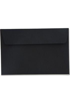 Pulp Siyah Zarf Seti (10 Adet)