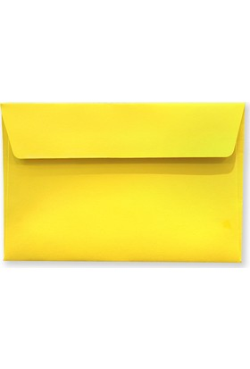Pulp Sarı Zarf Seti (10 Adet)