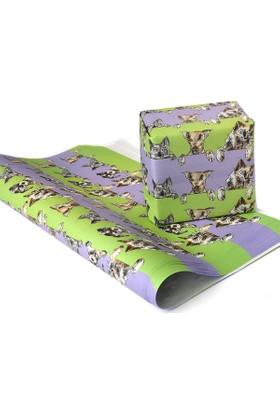 KagitoCats & Dogs Hediye Kağıdı (10'lu Paket)