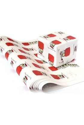 KagitoHappy Valentine's Day Hediye Kağıdı (10'lu Paket)