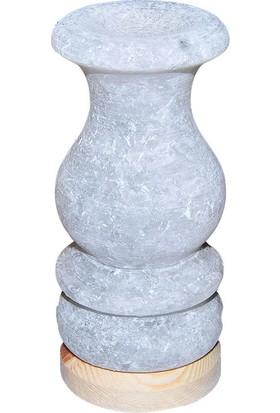 Lokman Avm Vazo Kaya Tuzu Lambası Çankırı 1Kg