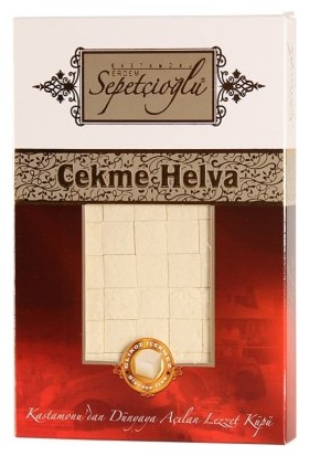 Sepetçioğlu Çekme Helva Sade 280 gr