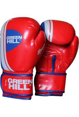 Green Hill Knockout Boks Eldiveni Kırmızı 10 Oz