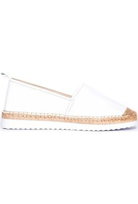 U.S. Polo Assn. Kadın Ayakkabı Beyaz