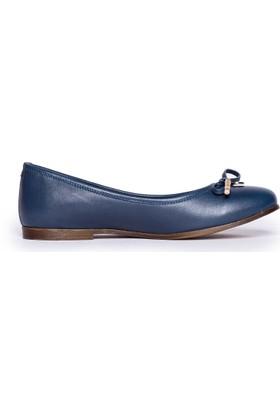 U.S. Polo Assn. Kadın Ayakkabı Lacivert