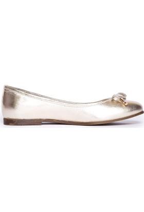 U.S. Polo Assn. Kadın Ayakkabı Sarı