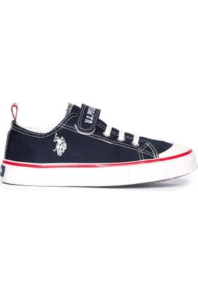 U.S. Polo Assn. Erkek Çocuk Ayakkabı Lacivert