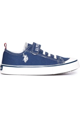 U.S. Polo Assn. Erkek Çocuk Ayakkabı Mavi