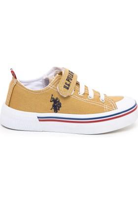 U.S. Polo Assn. Erkek Çocuk Ayakkabı Yeşil