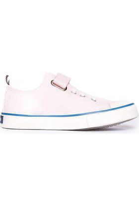 U.S. Polo Assn. Kız Çocuk Ayakkabı Pembe