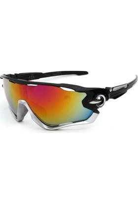 Mixsight Bisiklet Gözlüğü Renkli Cam B5011