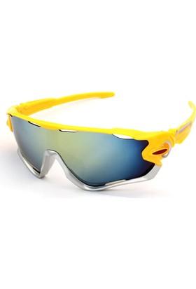 Mixsight Bisiklet Gözlüğü Renkli Cam B5013
