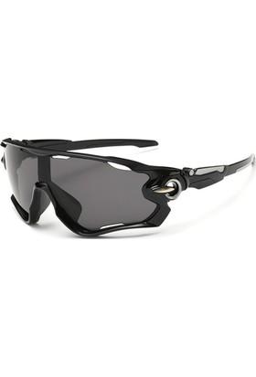 Mixsight Bisiklet Gözlüğü Siyah Cam B5018