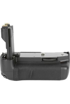 MeiKe Canon EOS 7D İçin MeiKe MK-7D Battery Grip BG-E7 + 1 Adet LP-E6 Batarya