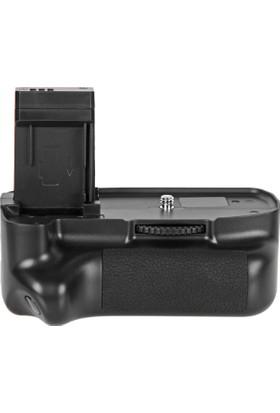MeiKe Canon EOS 1300D, 1200D,1100D İçin Batter Grip + 1 Ad. LP-E10 Batarya