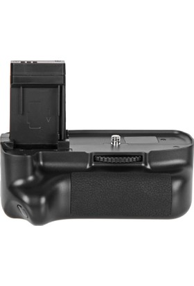 MeiKe Canon EOS 1300D, 1200D,1100D İçin Batter Grip + 2 Ad. LP-E10 Batarya