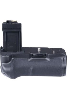 MeiKe Canon 450D 500D 1000D İçin MeiKe Battery Grip + 2 AD. LP-E5 Batarya