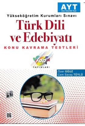 Fdd Ayt Türk Dili Ve Edebiyatı Konu Kavrama Testleri - Özer Oğuz
