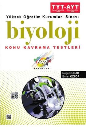 Fdd Tyt-Ayt Biyoloji Konu Kavrama Testleri - Neşe Dudak