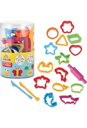 Fen Toys 03291 Modelleme Seti Silindir