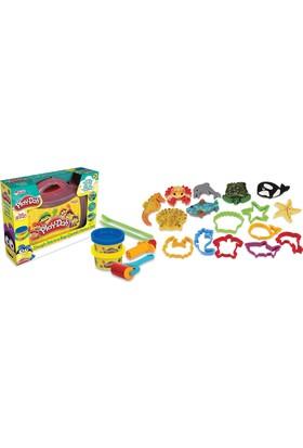 Play-Doh Çantalı Hamur Set