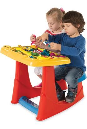 Play-Doh Çalışma Masası