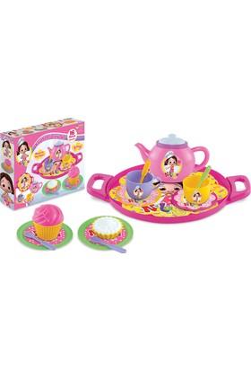 Fen Toys 16 Parça Niloya Çay Seti 3199