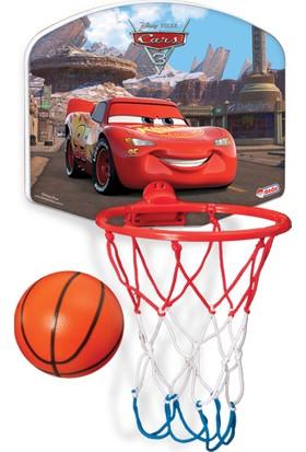 Cars Küçük Boy Basket Potası